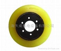 NICHIYU forklift wheel