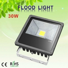 SLT-COB-FL4-30W led floodlight outdoor light High-power floodlight led lights