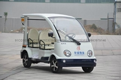 供應瑪西爾4座電動觀光車