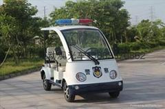重庆社区治安电动巡逻车