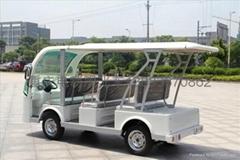 重慶工廠用電動觀光接待車