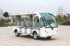 重慶11座電動觀光遊覽車