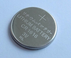 CR1616-HL Lithium/Manganese Dioxide Button-cell Batteries