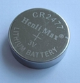 CR2477Henli Max Lithium Coin Cell