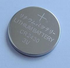 CR2430 Lithium Button Cell