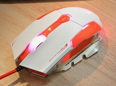 2.4G Wired Laser Gaming Mouse