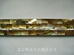 珠母贝壳砖