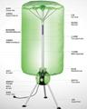 干衣機用PTC發熱器 5
