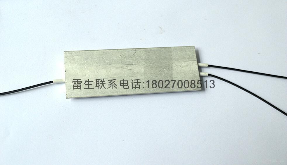發梳和直發器用PTC芯件標準件 1
