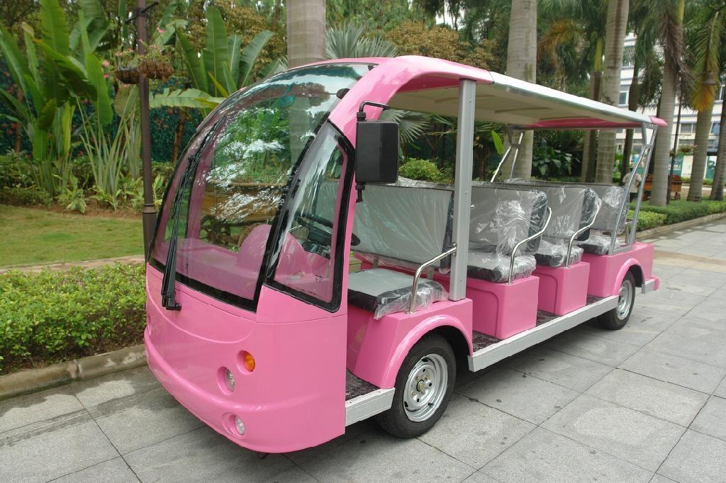 電動觀光車 2