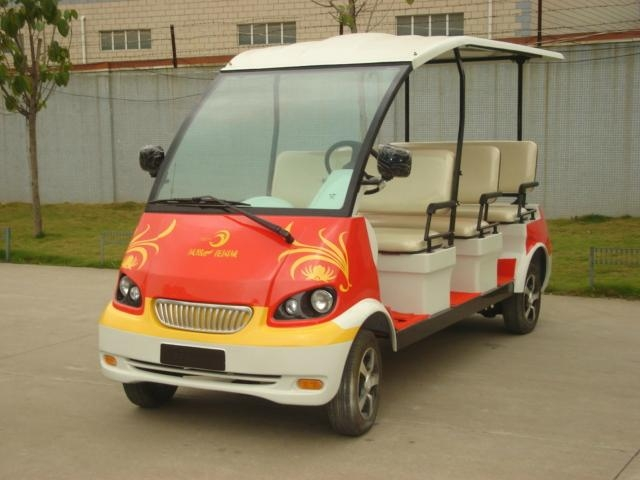 電動觀光車 3
