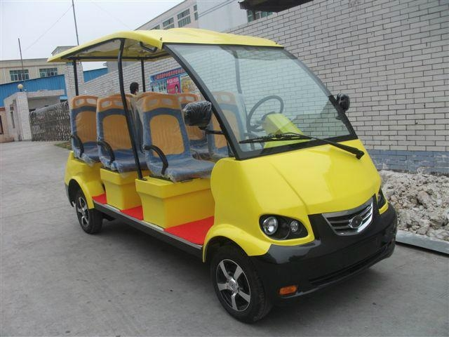 電動觀光車 4