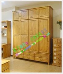 珠海實木衣櫃