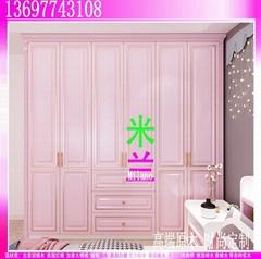 珠海傢具工廠定製實木衣櫃全屋家私定製