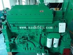 康明斯KTA19系列发电机组