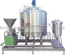 混合機乳化研磨粉碎設備 4
