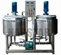 Chemical food pharmaceutical machinery and equipment