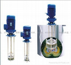Titanium High-Speed Grinding Machine (New Colloid Mill)