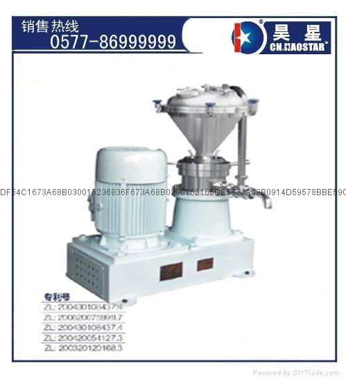 钛白研磨泵 4