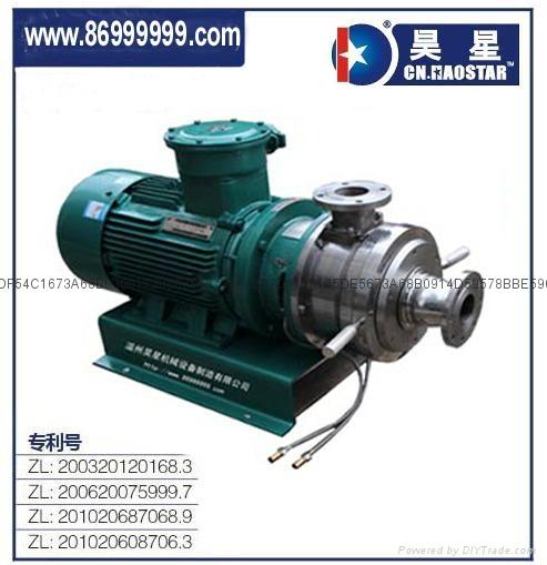 鈦白膠體泵 1