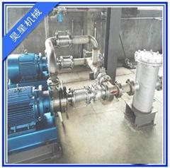 管线研磨泵