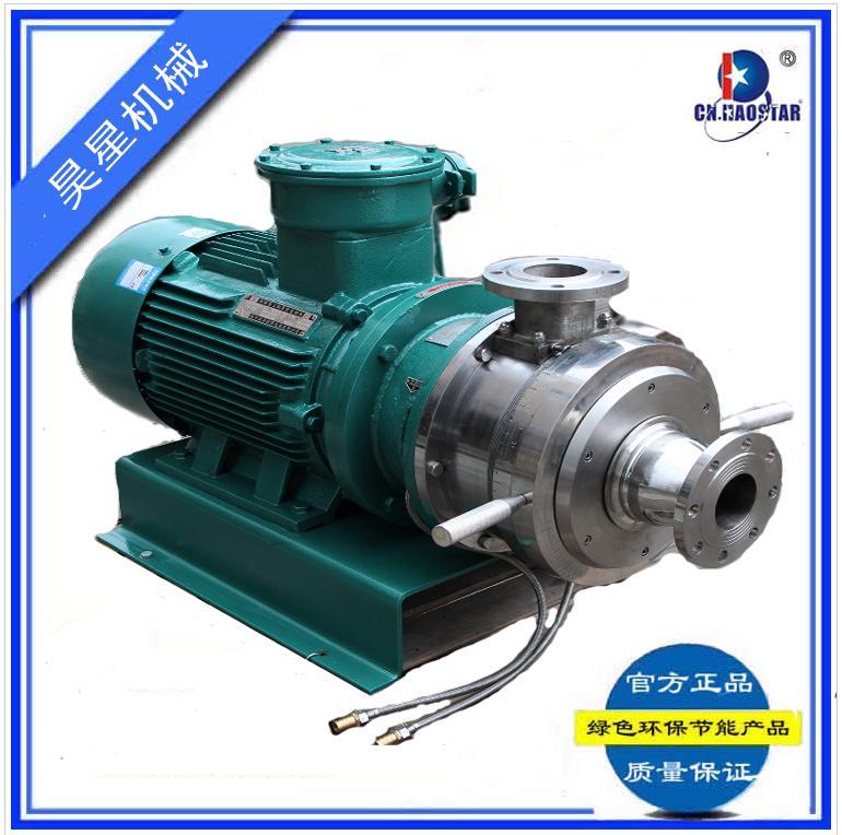 管线研磨泵 4