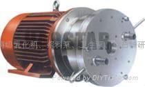 Titanium Dioxide (TO2) grinding machine, multifunctionalcolloid mills