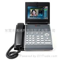 POLYCOM  VVX 1500可視電話