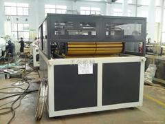 PVC木塑型材塑钢门窗生产线