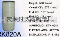 佳友SH280/KTH-0284/AF957M濾芯