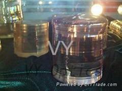 LiTaO3 crystal lens