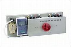 KCQ2系列智能型雙電源自動切換系統
