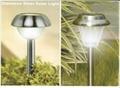 不鏽鋼燈飾配件加工 2