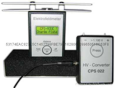 EFM-022 靜電場測試儀 3