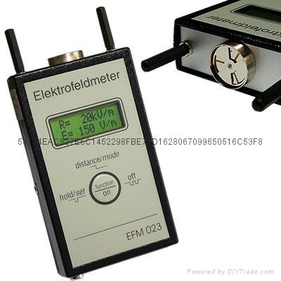 EFM-022 靜電場測試儀 4