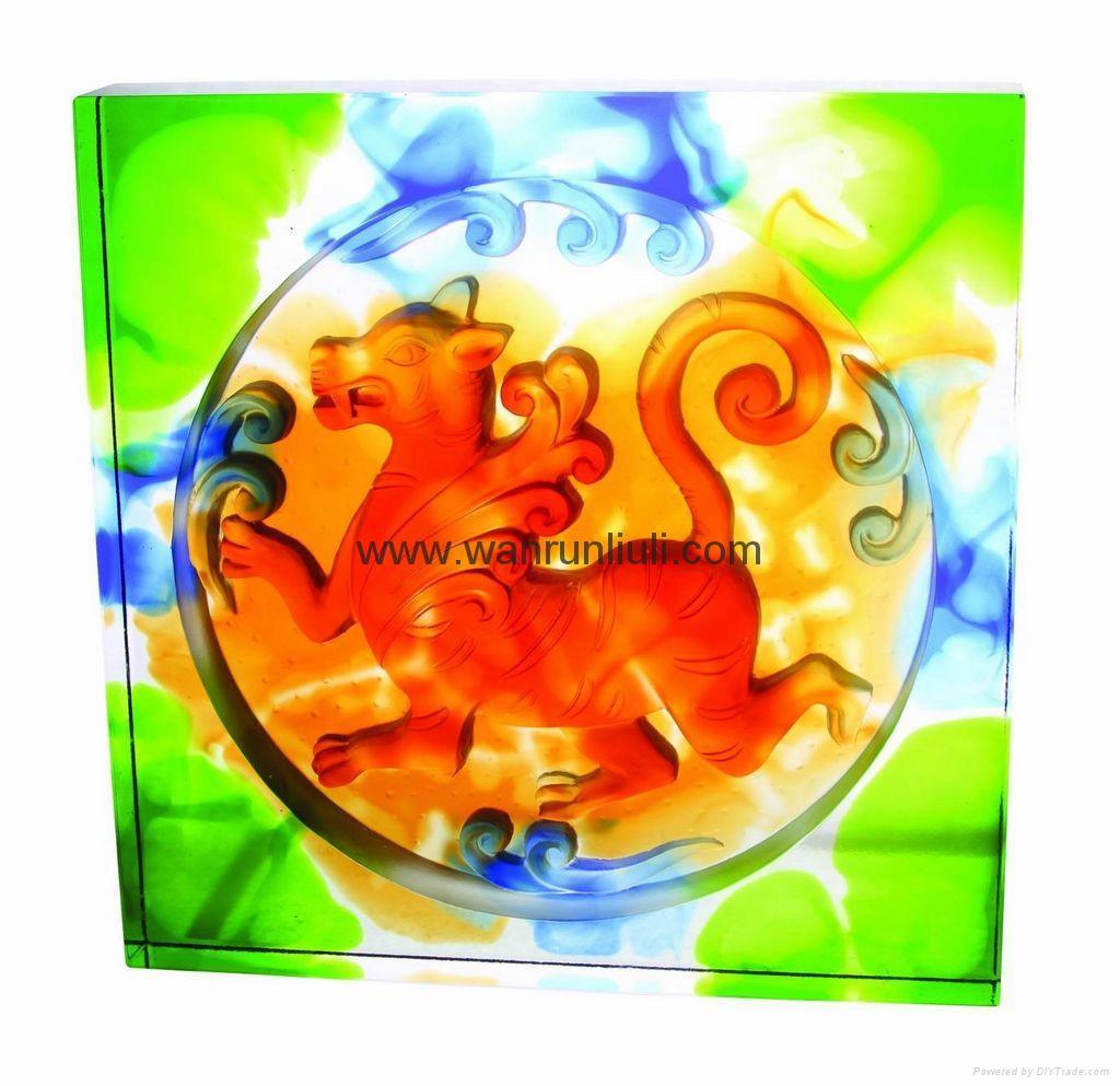 琉璃墙砖  2