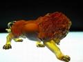 琉璃狮子 2