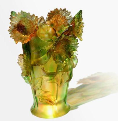琉璃龙凤花瓶 3