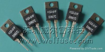 供应KSD-01F保护开关KSD-01F温控器KSD-01F 1