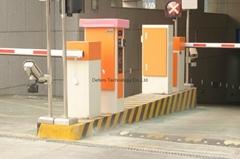 Parking management system access control Boom Barrier Gate