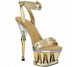 6.5 Inch High Heels Stripper Shoe Stiletto Heels Prom Shoes