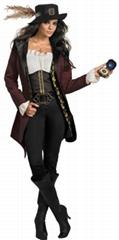 角色扮演遊戲服海盜裝萬聖節服飾
