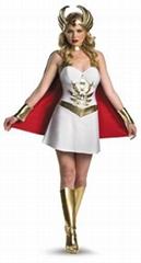 Halloween Costume She Ra Costum