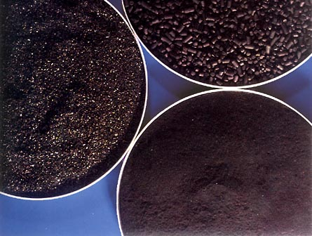 Coconut shell activated carbon 1