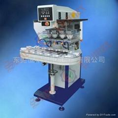 SP-846D恒晖四色移印机