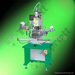TH-100F氣動平面熱轉印機