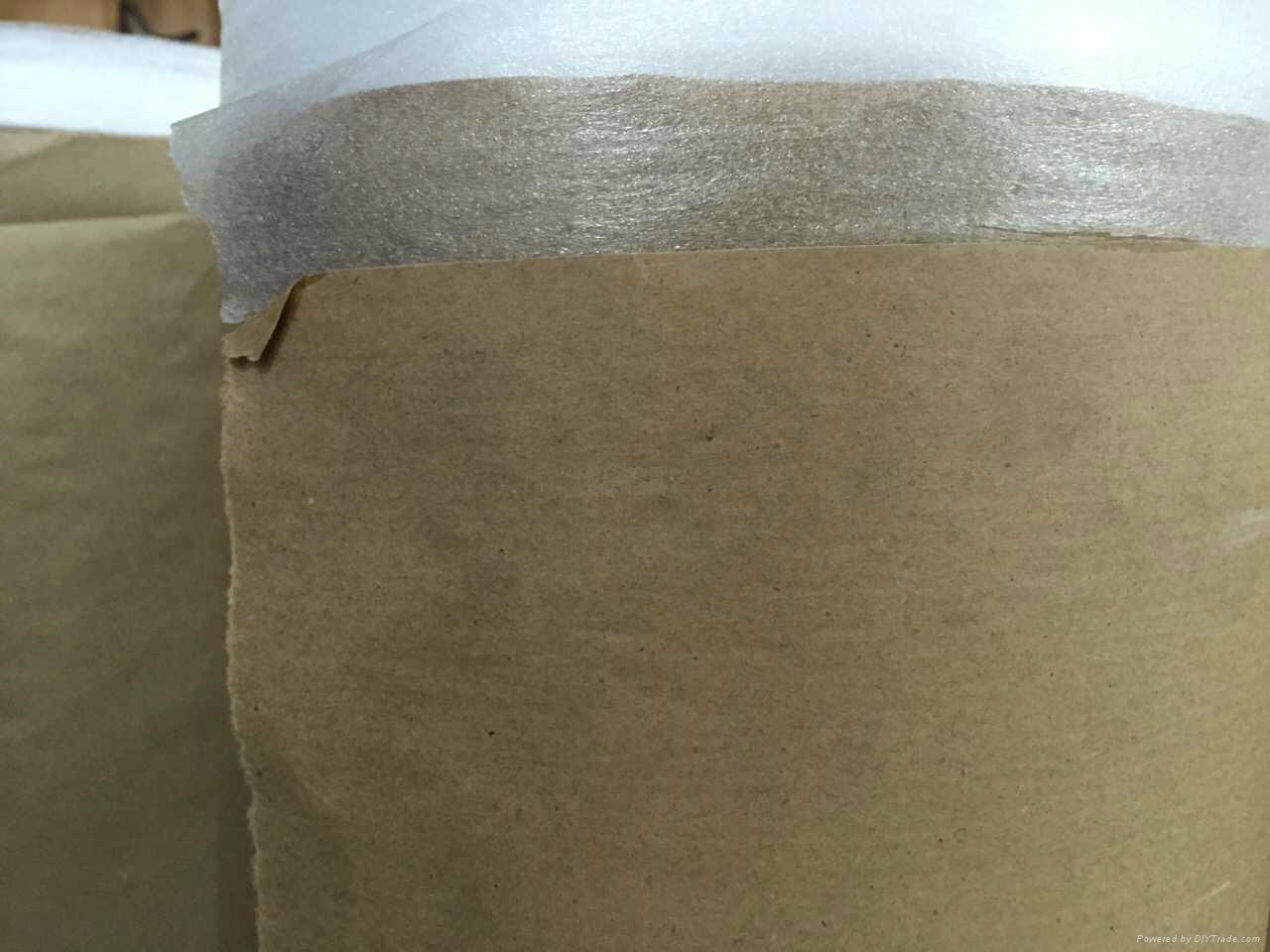 牛皮紙復珍珠棉 1