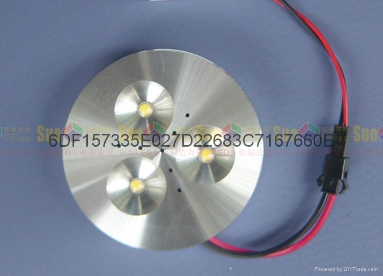 DC12V 3W橱柜灯 4