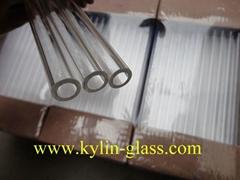 heavy wall glass tube