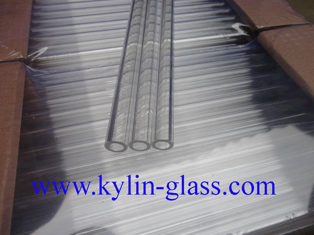 Heavy wall glass tube kgq kylin china manufacturer